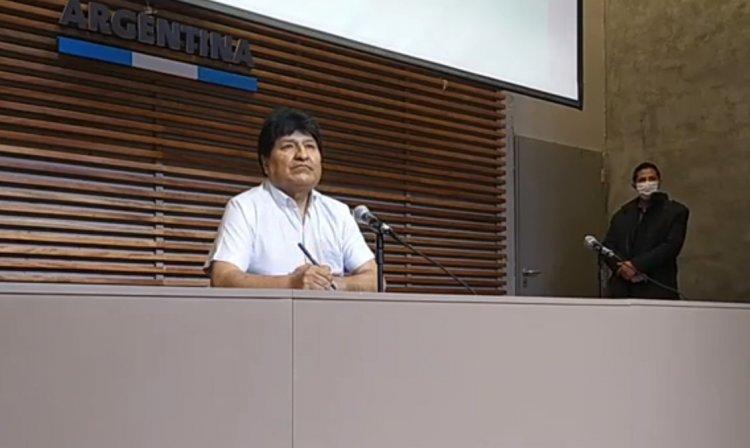 Evo Morales anuncia juicio a Luis Almagro ante la Corte Penal Internacional