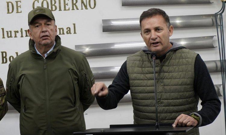 Aguilera revela que Murillo está en Panamá y López en Brasil