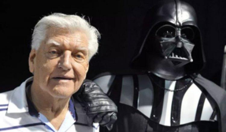 Muere el actor británico Dave Prowse, que encarnó a Darth Vader en Star Wars