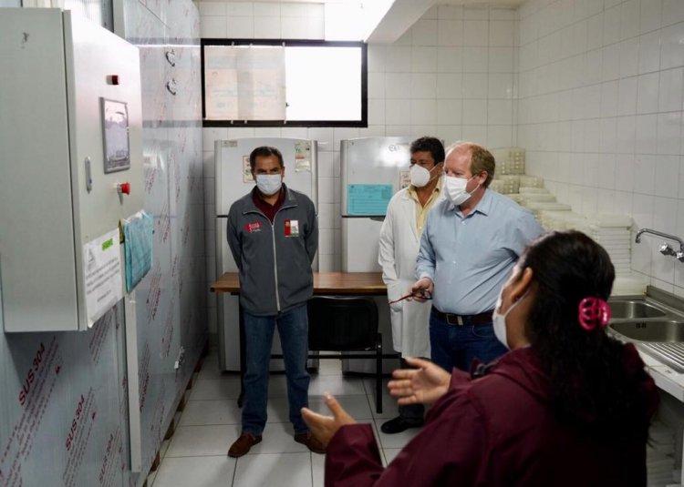 Gobernación garantiza condiciones para recibir vacunas contra el covid-19