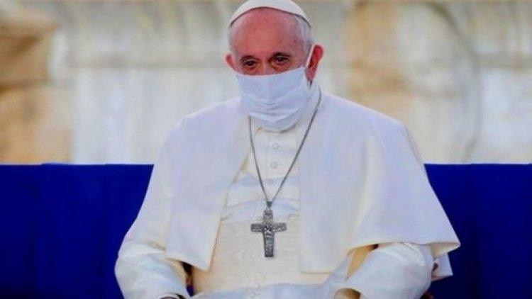 El Papa recibió la segunda dosis de la vacuna contra la Covid-19