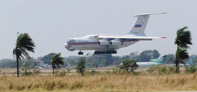 Rusia señala que la deuda de Bolivia por el avión Ilyushin está 'casi solucionada'