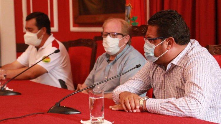 Tarija y La Paz ultiman detalles para la compra de vacunas contra el Covid-19