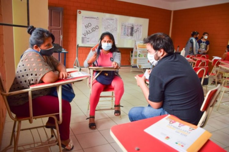 Inició la capacitación a jurados electorales de la ciudad de Tarija