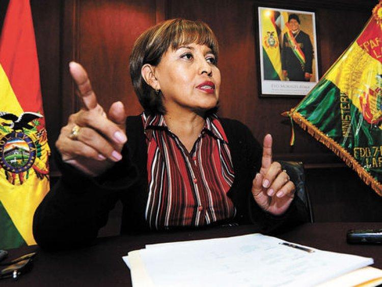 Senado aprueba designación de Nardi Suxo como embajadora en España
