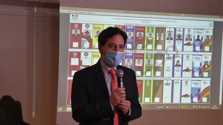 TSE comienza a distribuir papeletas electorales para los comicios del 7 de marzo