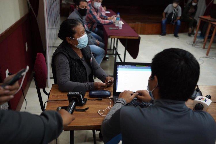 Gobernación inicia registro de datos para vacunación contra el Covid-19