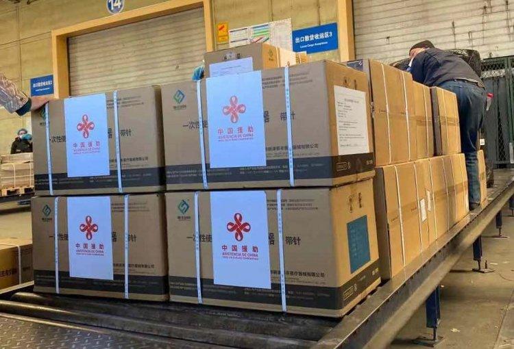 Gerente de BoA anuncia que este miércoles llegarán al país desde China las 500.000 vacunas Sinopharm