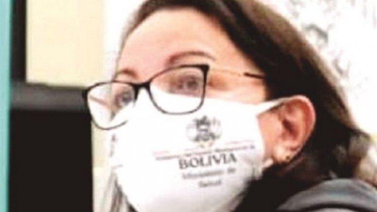 Justicia imputa a exministra Eidy Roca por el caso respiradores chinos
