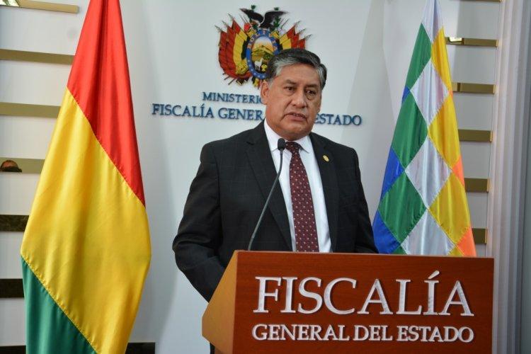 Fiscalía General del estado designara nuevos fiscales departamentales en Bolivia.