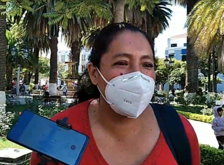 Confirman 62 puntos de bloqueo en la ciudad de Tarija para este martes 13 de abril