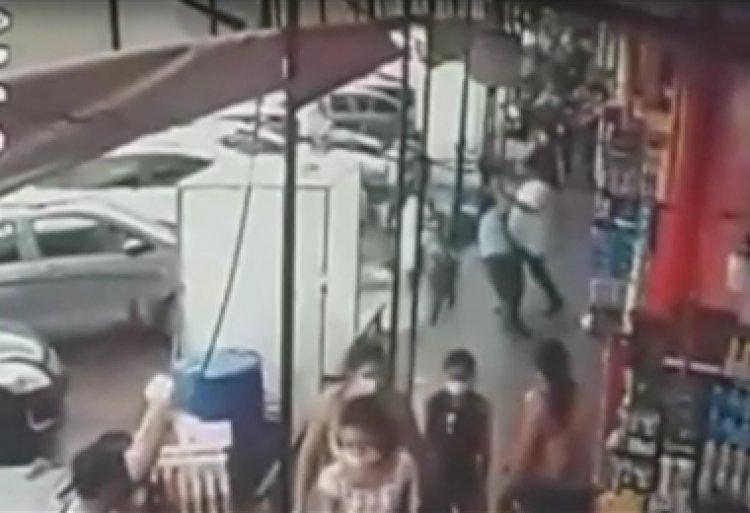 Santa Cruz: Atracan a empresario ganadero y le roban $us 40 mil en el mercado Mutualista