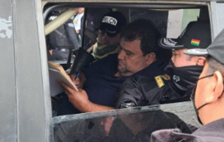 Extraditan a Brasil al acusado por narcotráfico Lima Lobo, la orden no se cumplía desde 2019
