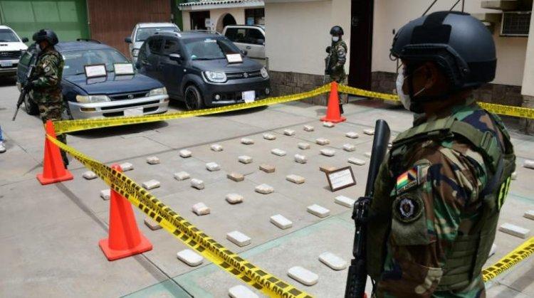 Brasil solicitó a Bolivia la extradición de al menos 10 personas por vínculos con el narco