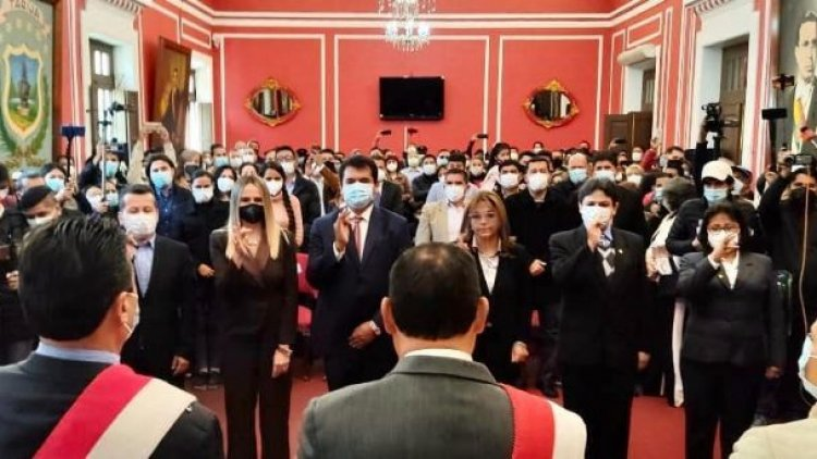 Montes apuesta por la paridad en la Gobernación de Tarija