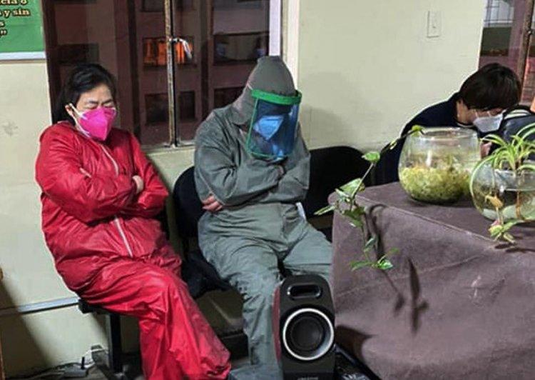La Policía detiene a tres ciudadanos chinos por el maltrato a una anciana en una chifa