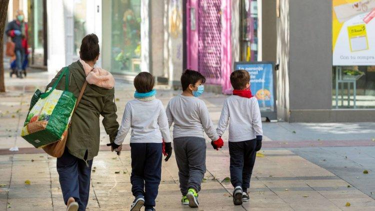 30 niños dan positivo a la COVID-19 en el peor momento de la pandemia en Cochabamba