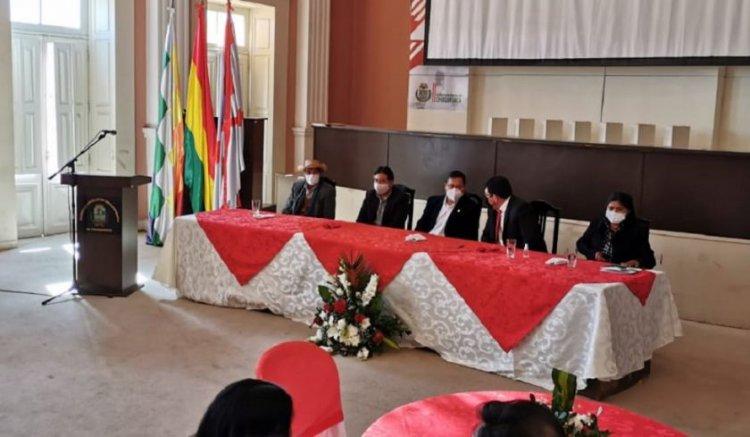 Asambleístas de Chuquisaca, Potosí y Tarija forman el Bloque del Sur rumbo al Bicentenario
