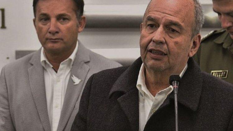 Camacho pide extraditar a Murillo e involucrados del caso gases