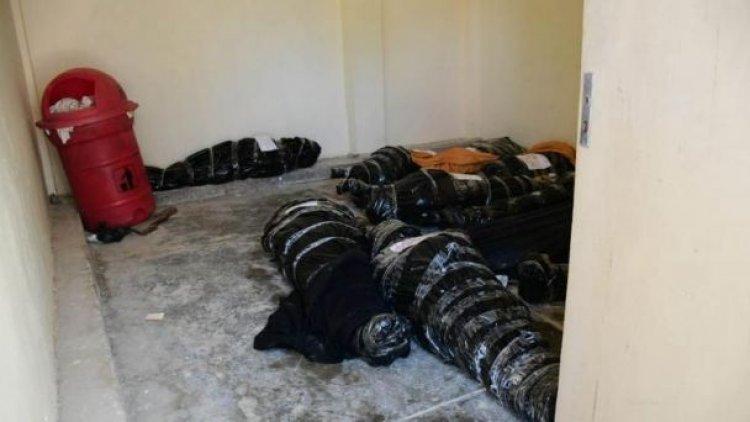 Covid-19: denuncian que CNS Cochabamba almacena sin bioseguridad 19 cadáveres