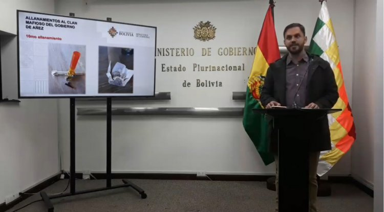 Hermana de Arturo Murillo es aprehendida por legitimación de ganancias ilícitas
