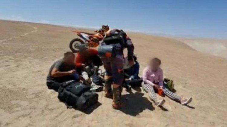 Migrante ecuatoriano muere tras intentar cruzar a Chile desde Bolivia