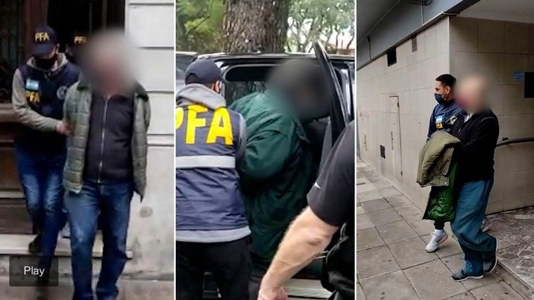 """Operativo Luz de la Infancia"": Desarticulan una red de pedofilia en Argentina"