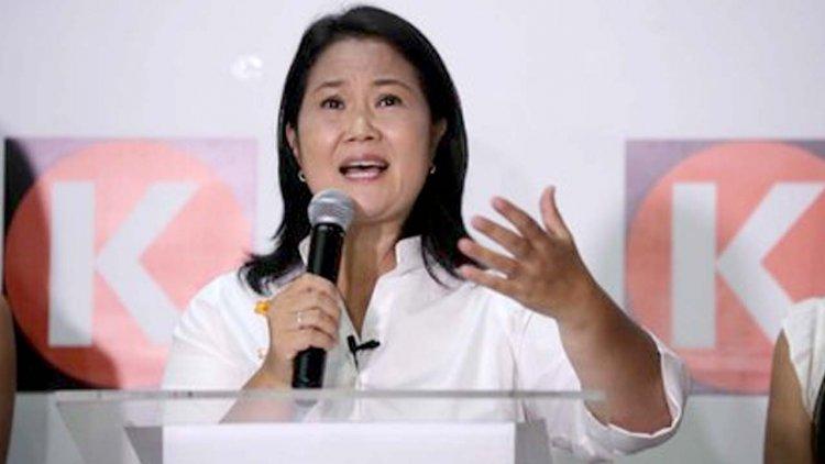 """Elecciones en Perú: comienza revisión de votos impugnados, la """"esperanza"""" de Keiko"""