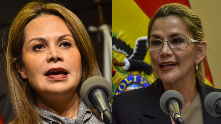 Lizárraga:  Revela que Murillo y Áñez tenía una relación ¨de besos y hablándole bonito¨