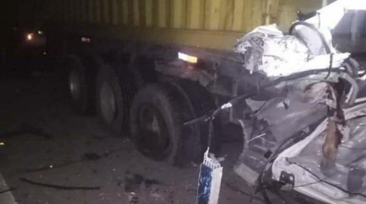 Al menos siete muertos en un choque de vehículos en la carretera Oruro-Pisiga