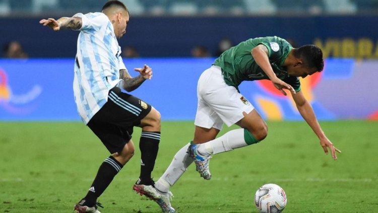 Bolivia se despide con una derrota frente a Argentina y sin haber sumado puntos en la Copa América