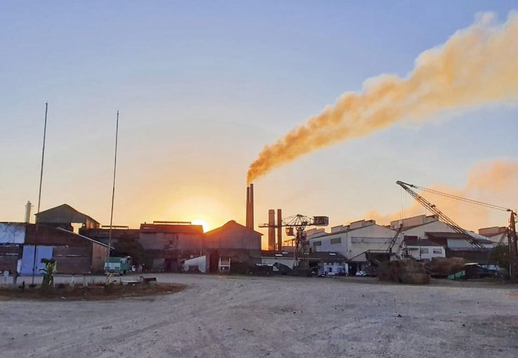 El Ingenio Azucarero de Bermejo inició operaciones de la zafra 2021