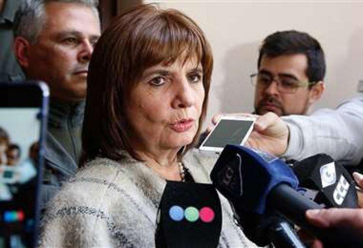 Exministra argentina señala que el envío de armamento a Bolivia fue para proteger su embajada y fue cuando los ministros de Evo no habían renunciado