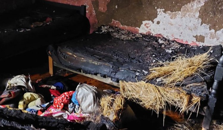 Muere la segunda menor rescatada del incendio de su vivienda en El Alto