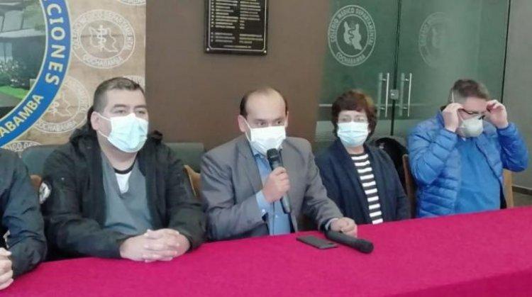 Colegio Médico de Cochabamba confirma primer caso de hongo negro