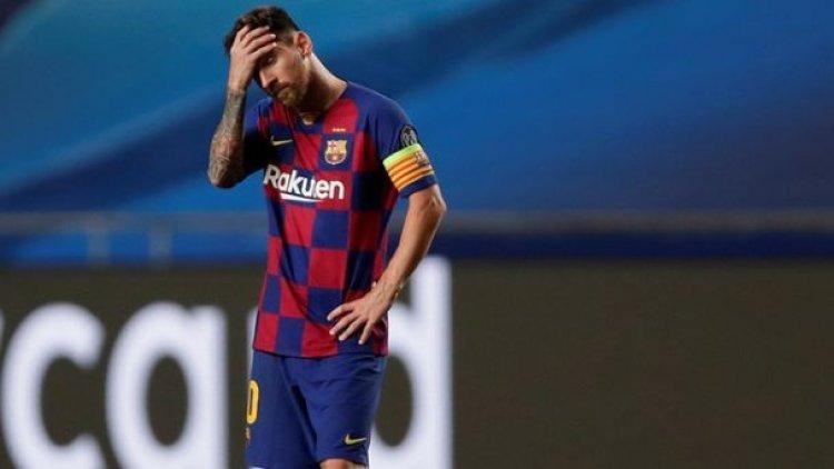 Lionel Messi no renovará con el FC Barcelona