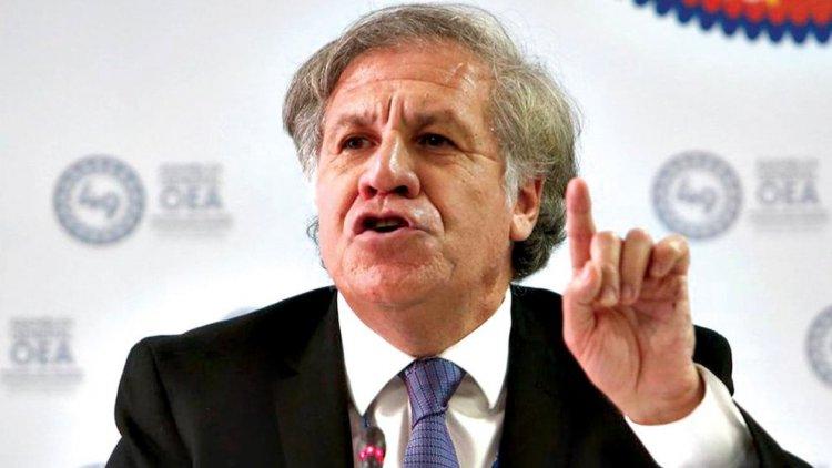 Almagro recuerda que Arce y Richter reconocieron el mandato de Áñez antes que la OEA