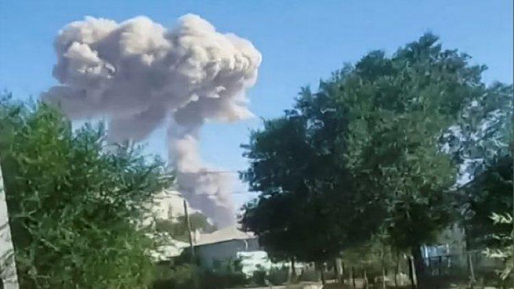 Al menos 12 muertos en explosiones en un depósito de municiones en Kazajistán