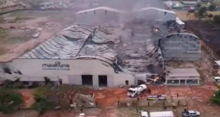 El sueño no se apaga: fábrica de colchones anuncia que seguirá produciendo y agradece los esfuerzos de los bomberos