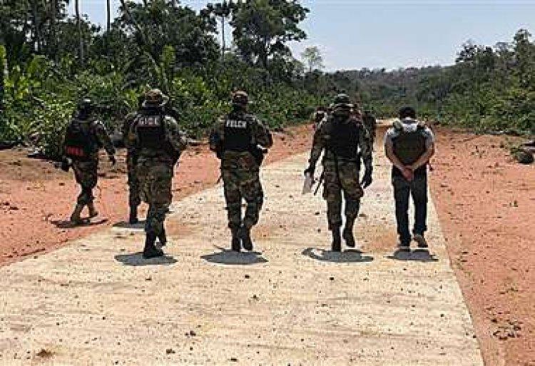 La fuerza antidroga destruye tres narcopistas en Beni; una de ellas estaba asfaltada