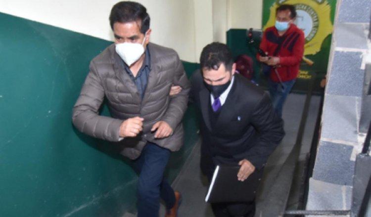 La Justicia envía a la cárcel al excomandante de la Policía Montero por el caso Senkata