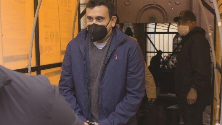 Dictan otra orden de prisión preventiva contra el exministro Guzmán