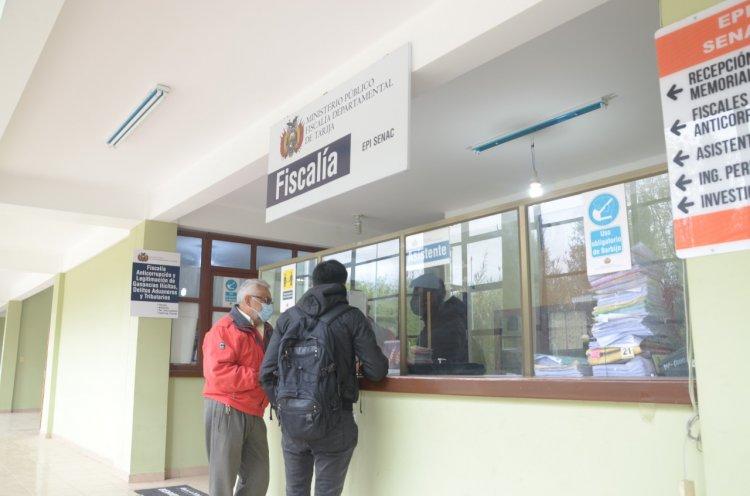 Gonzalo Gandarillas asiste a la fiscalía tras una denuncia en su contra