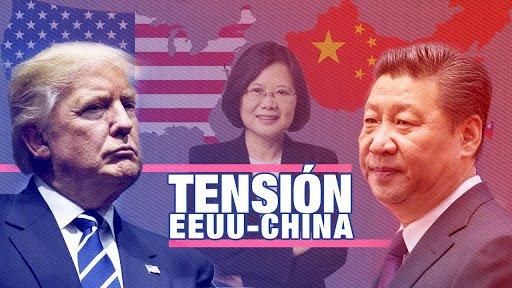 El coronavirus crea nuevas tensiones entre EEUU y China