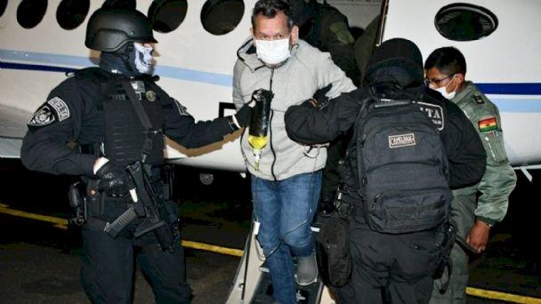 Murillo: Esta noche pretendían asesinar a Medina, por lo que será enviado a Chonchocoro