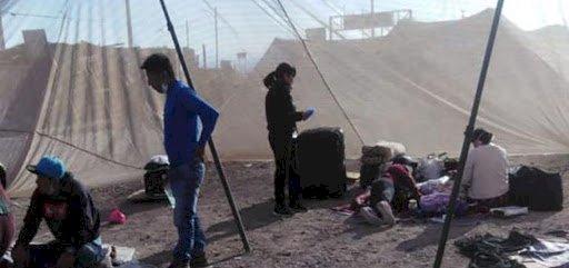 """Ministro de Defensa sobre bolivianos en frontera: """"No permitiremos que nadie ingrese a Bolivia por tierra ni por aire"""""""