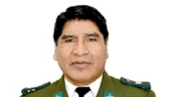 Añez confirma la muerte del primer policía por Covid-19
