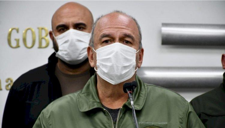 Murillo anuncia la expropiación e intervención de hospitales y cementerios privados
