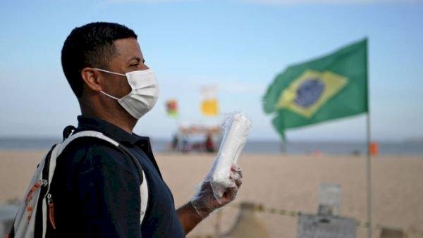 Brasil supera los 2,7 millones de casos y las 93.000 muertes por Covid-19