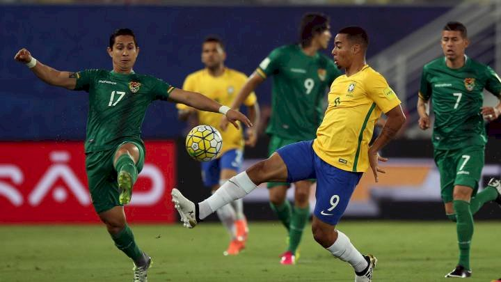 Bolivia debutará el 9 de octubre en las Eliminatorias, ante Brasil